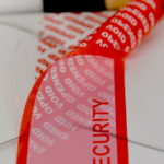 security tape from Tampertech