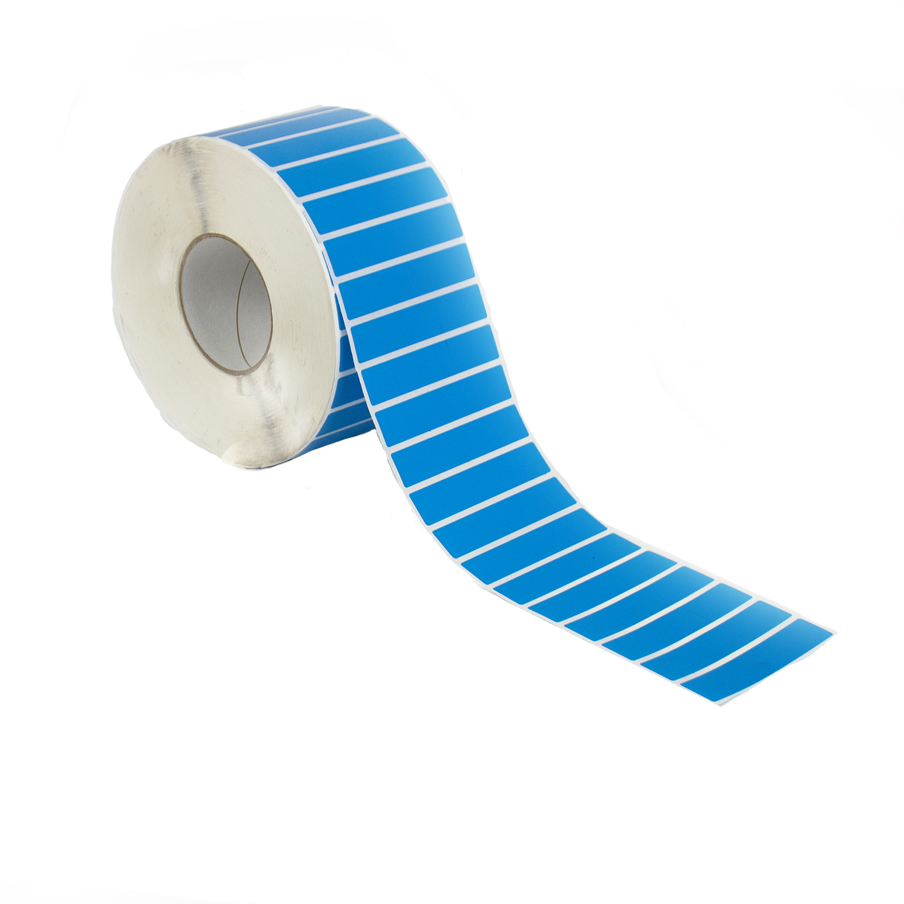 Blue 100x20 Non-residue labels