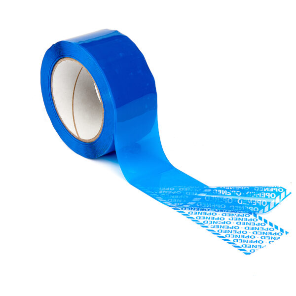 Blue covert security Box Tape