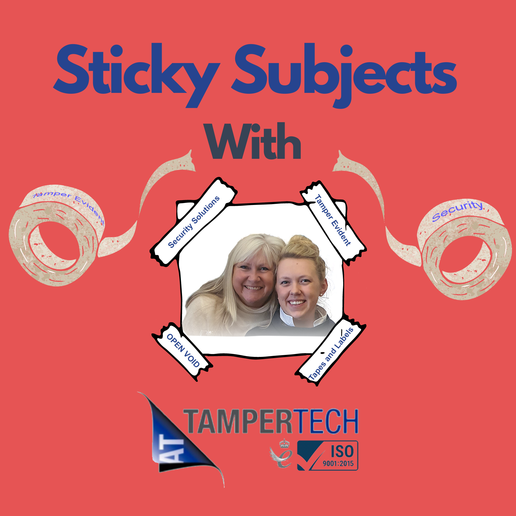 Sticky subjects with TamperTech Thumbnail