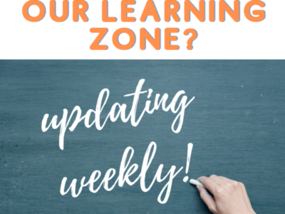 What is the Learning Zone?