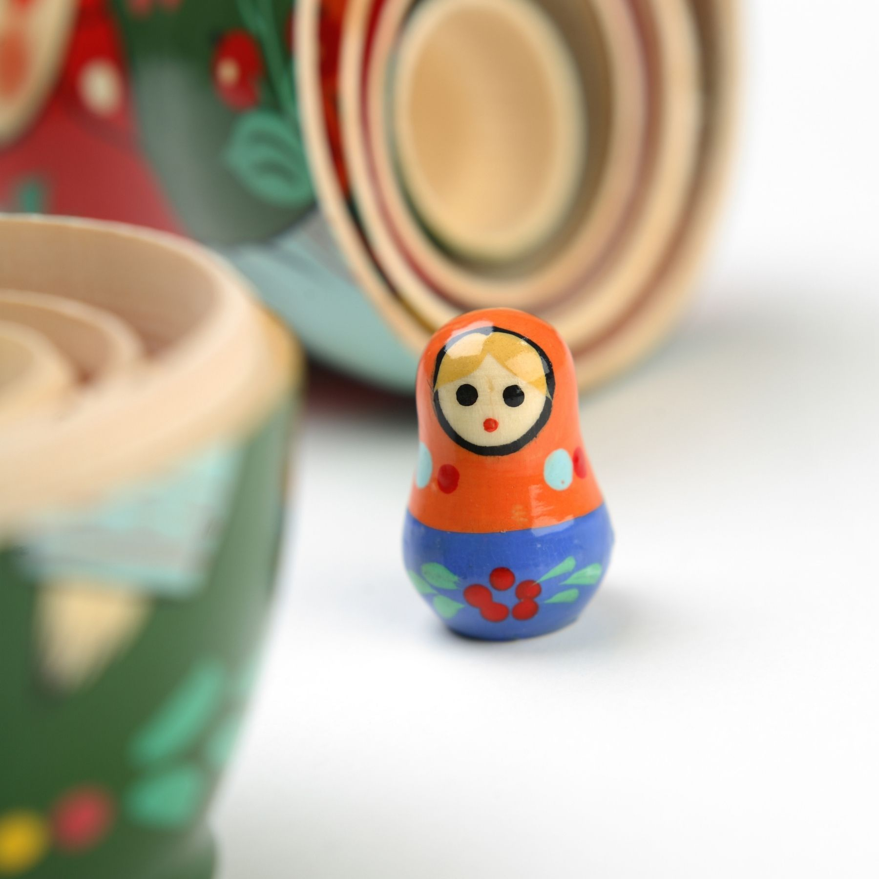 Russian dolls of Tamper Evidence