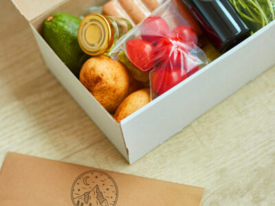 How Does Tamper Evidence Work in Finish At Home Meal Kits?